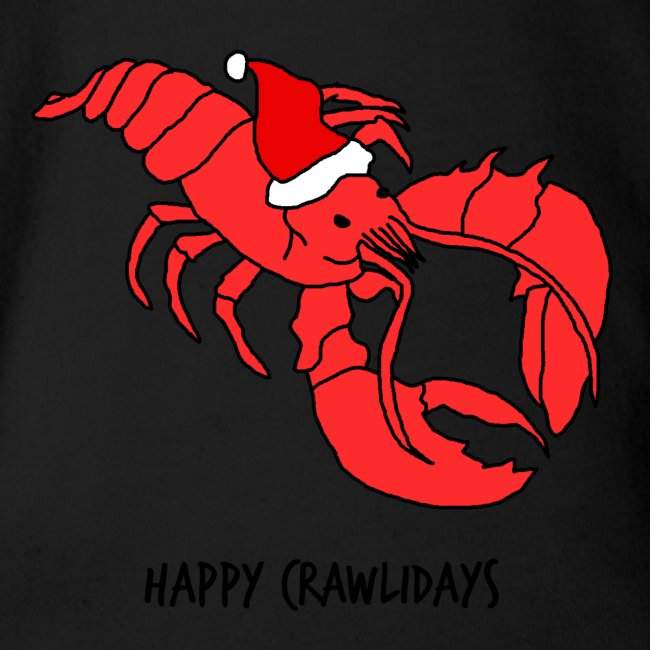 Happy Crawlidays - (Baby's  )