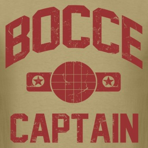 bocce captain - Men's T-Shirt