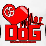 Design ~ Heart of DoG Shirt Womens