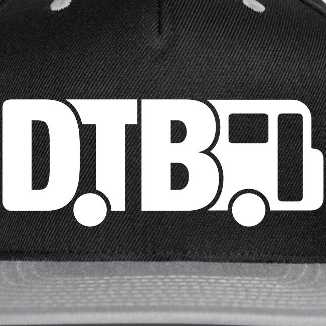 Digital Tour Bus Snapback Hat