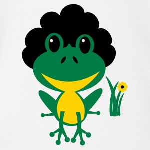 Afro Froggy Baby & Toddler Shirts - Short Sleeve Baby Bodysuit