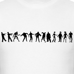 Zombies T-Shirts - Men's T-Shirt