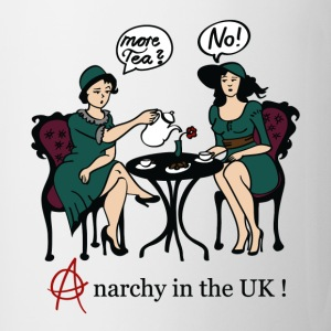 More Tee? No! - Anarchy in the UK! Bottles & Mugs - Coffee/Tea Mug