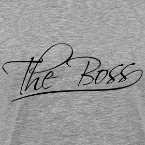 The Boss T-Shirts - Men's Premium T-Shirt