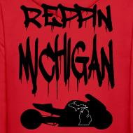 Design ~ S&S REPPIN MICHIGAN BLACK