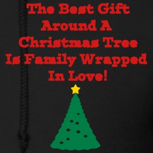 family_best_gift_around_the_tree3 Zip Hoodies & Jackets - Men's Zip Hoodie