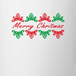 merry christmas Bottles & Mugs - Coffee/Tea Mug
