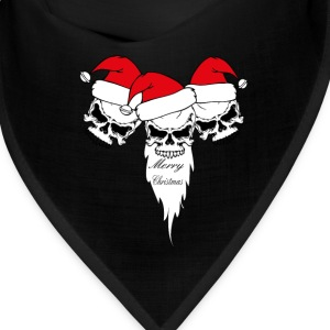 Merry Christmas Caps - Bandana