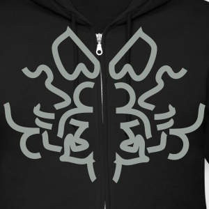 Dragon hoodies - Men's Zip Hoodie
