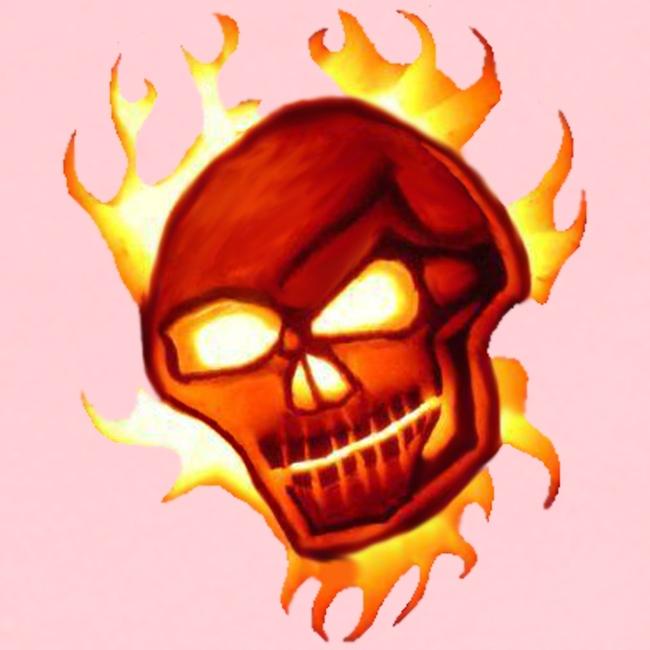 Voodoo Skull logo