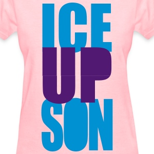 ICE UP SON -BOTTOM Women's T-Shirts - Women's T-Shirt
