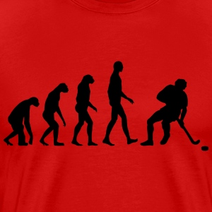 Evolution Hockey T-Shirts - Men's Premium T-Shirt