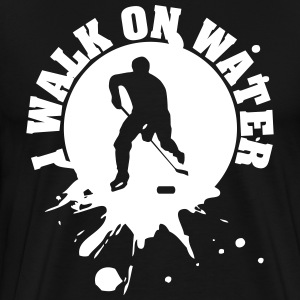 I walk on water T-Shirts - Men's Premium T-Shirt