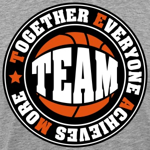 TEAM: Together Everyone Achieves More T-Shirts - Men's Premium T-Shirt