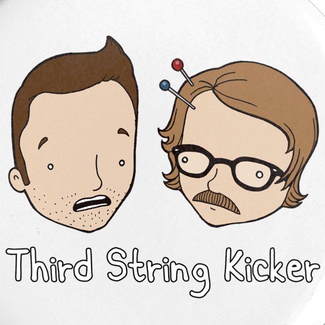 Third String Kicker Buttons