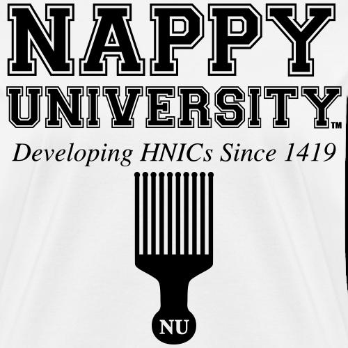 Nappy University Logotype