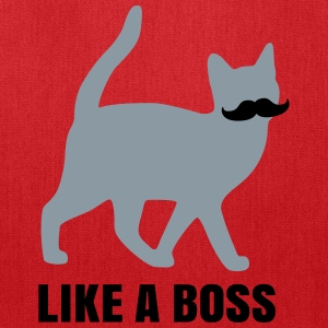 cat like a boss Bags & backpacks - Tote Bag
