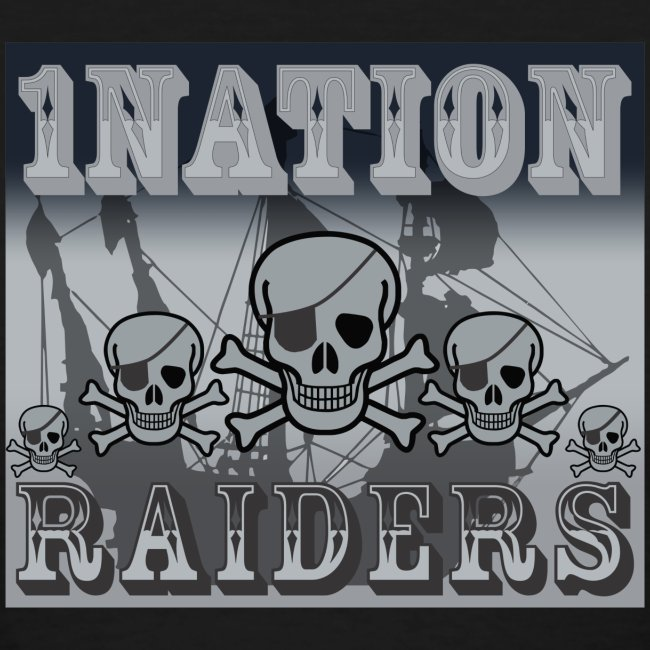 1NATION RAIDERS F
