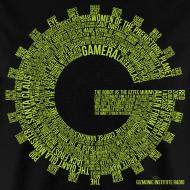 Design ~ Gizmonic Institue Radio - Every Episode Tee (Green)