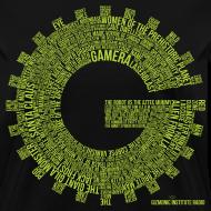 Design ~ Gizmonic Institue Radio - Every Episode Tee (Women's Green)