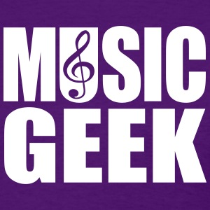 Music Geek (Women's) - Women's T-Shirt