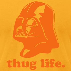 Star Wars Thug Life - Men's T-Shirt by American Apparel