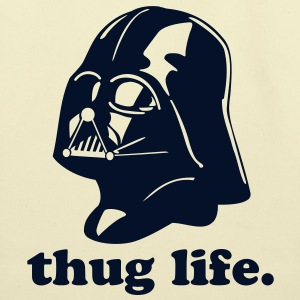 Darth Vader Thug Life - Eco-Friendly Cotton Tote
