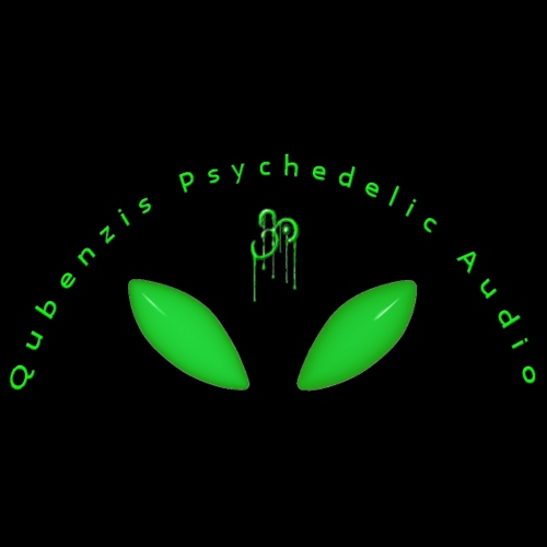 Qubenzis Psychedelic Audio Alien Eyes