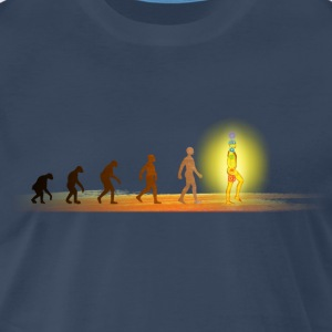 visionary evolution  T-Shirts - Men's Premium T-Shirt