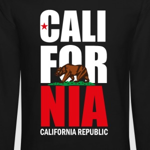 CALIFORNIA REPUBLIC Long Sleeve Shirts - Crewneck Sweatshirt