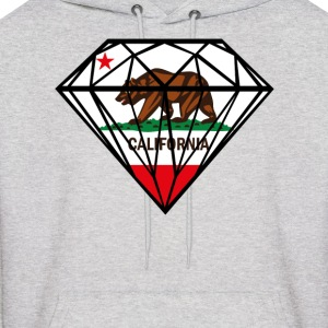 CALIFORNIA DIAMOND Hoodies - Men's Hoodie