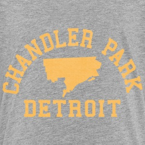 Chandler Park Detroit Baby & Toddler Shirts - Toddler Premium T-Shirt