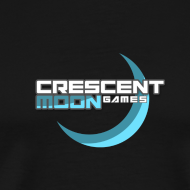 Design ~ Crescent Moon Games Tshirt