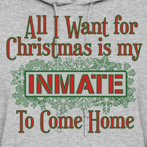All I Want For Christmas - Red/Green Hoodies - Women's Hoodie