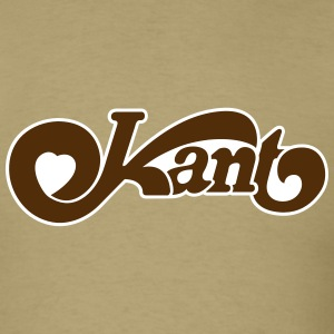 Kant / Heart T-Shirts - Men's T-Shirt