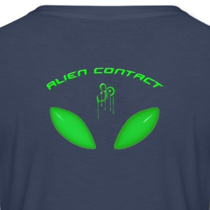 Alien Contact Music Lover DJ - Women's Premium T-Shirt