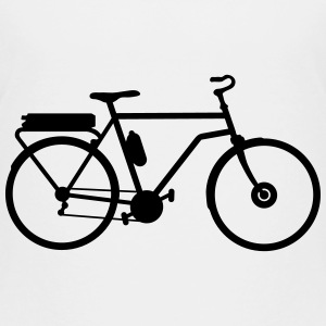 electric bicycle_b1 Baby & Toddler Shirts - Toddler Premium T-Shirt