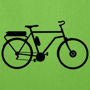 electric bicycle_b1 Bags & backpacks - Tote Bag