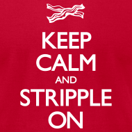 Design ~ Keep Calm and Stripple On - Men's