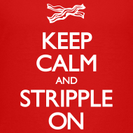 Design ~ Keep Calm and Stripple On - Kid's
