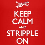 Design ~ Keep Calm and Stripple On - Kid's