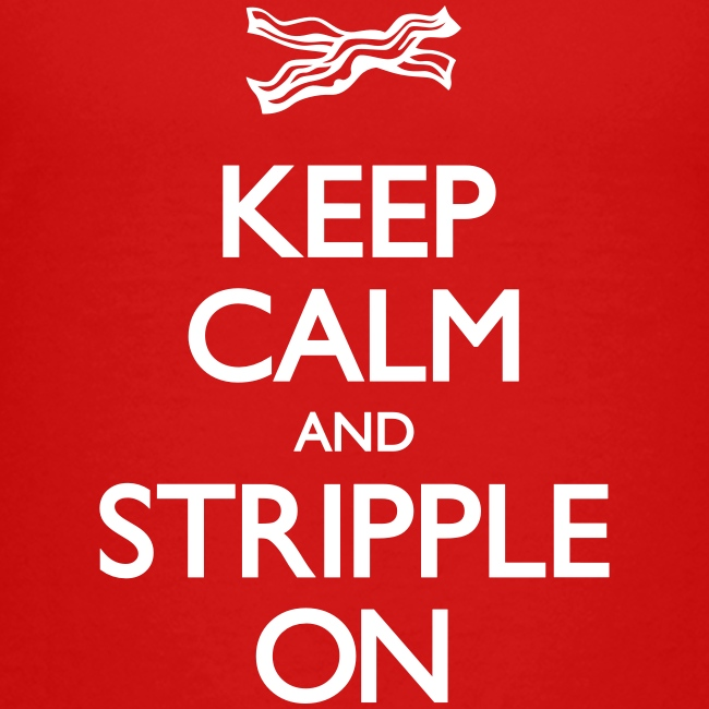Keep Calm and Stripple On - Kid's