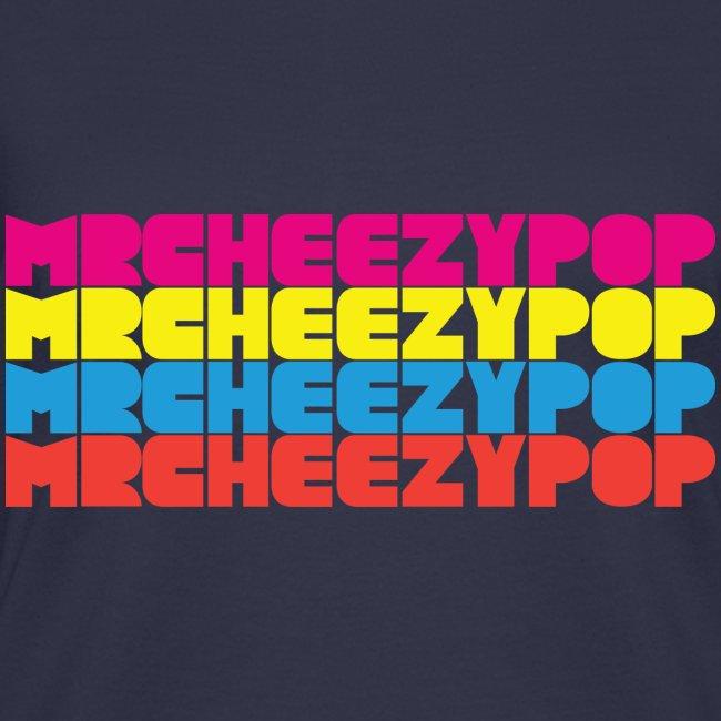 Women's mrcheezypop V-neck
