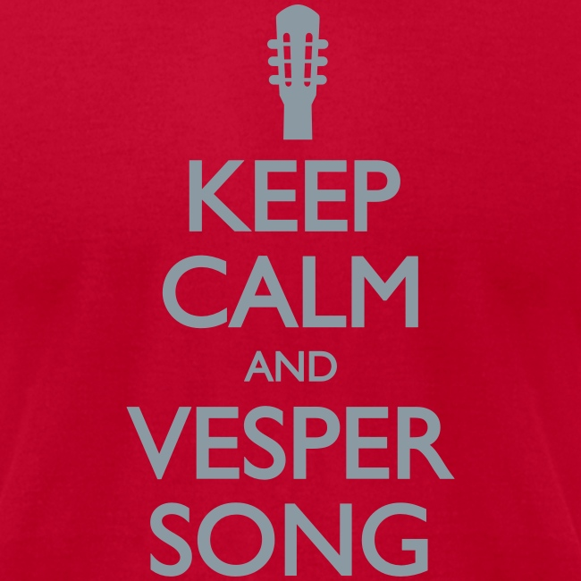 Keep Calm and Vesper Song - Men's