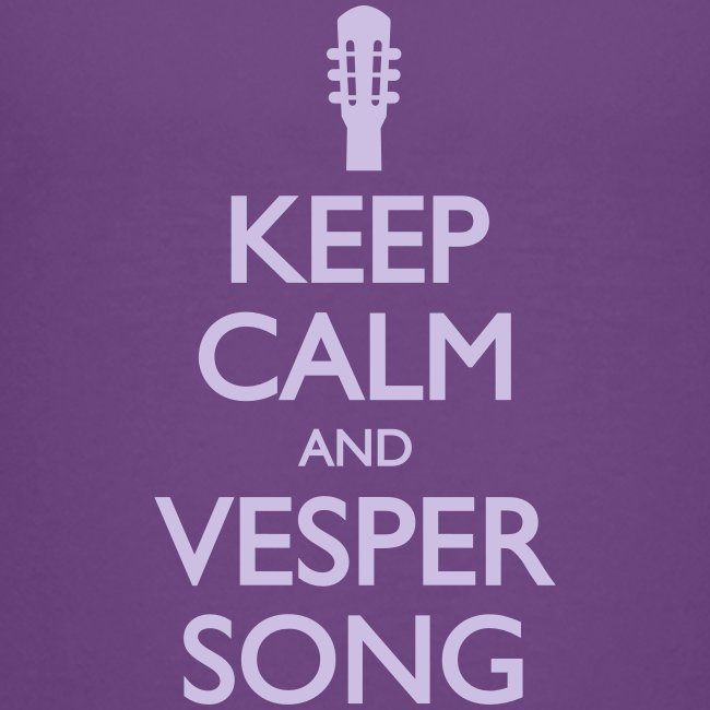 Keep Calm and Vesper Song - Kid's