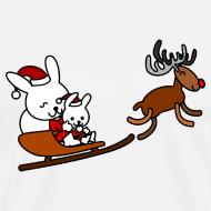 Design ~ Santa Rabbit Xmas Christmas