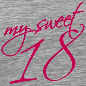 My Sweet 18 T-Shirts - Men's Premium T-Shirt