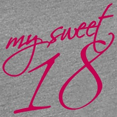My Sweet 18 Women's T-Shirts