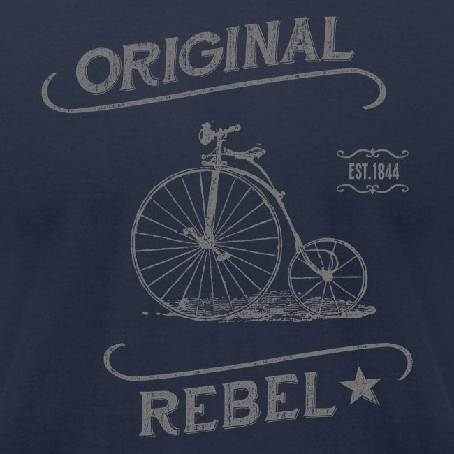 Original Rebel - Men's (gray)