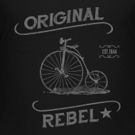 Design ~ Original Rebel - Kid's (gray)